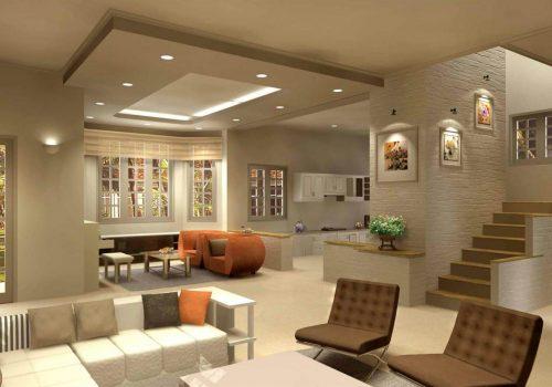 Cách trang trí nhà bằng đèn LED đẹp và chất