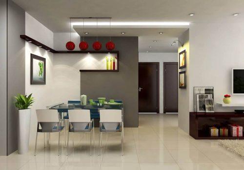 Những điểm cần lưu ý khi lựa chọn đèn LED chiếu sáng cho căn hộ chung cư