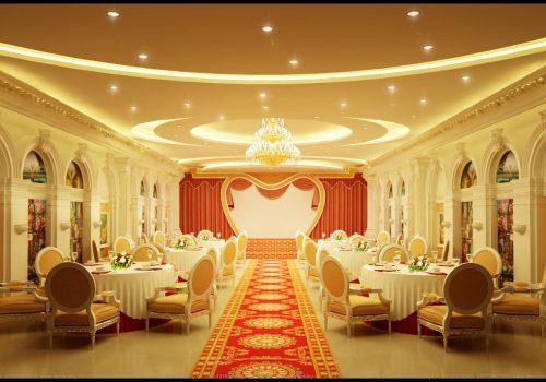 Thiết kế hệ thống chiếu sáng khách sạn với đèn LED